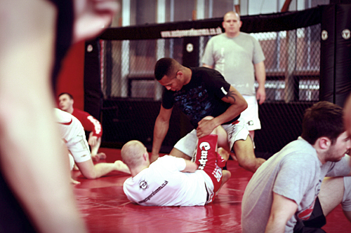 BJJ Classes at Next Generation MMA LIverpool