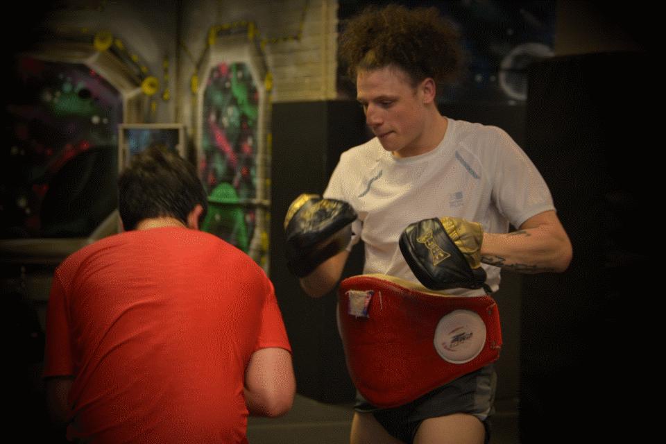 Thai Boxing | MMA Liverpool | Next Generation MMA